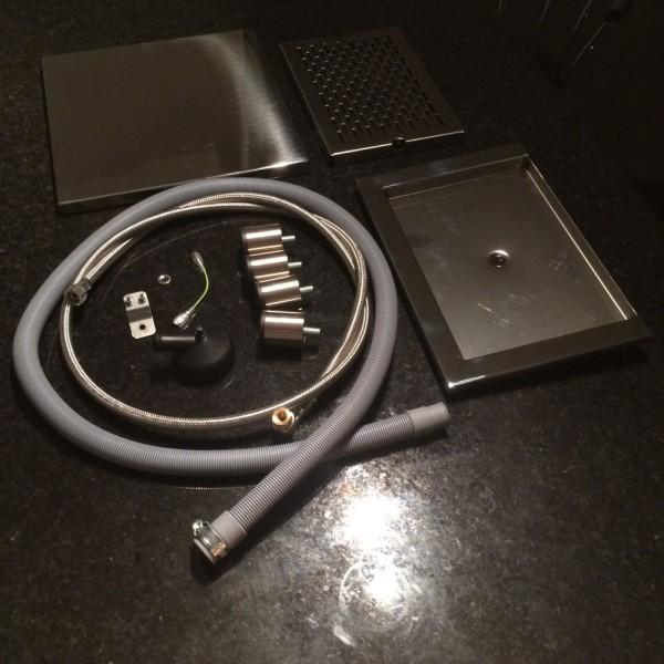 Enhanced plumbing kit
