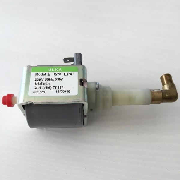 230V/50Hz piston pump