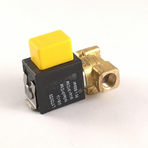 120-240V/50-60Hz Sirai inlet solenoid, valve only