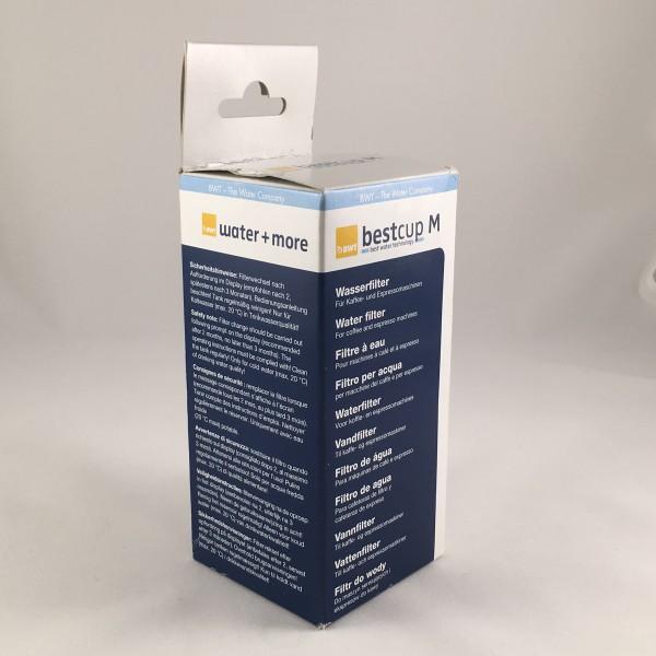 Medium softening cartridge for LONDINIUM R