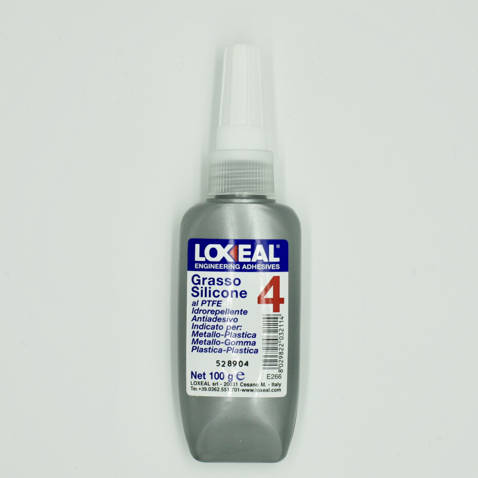 Loxeal No.4 silicone grease (100g)