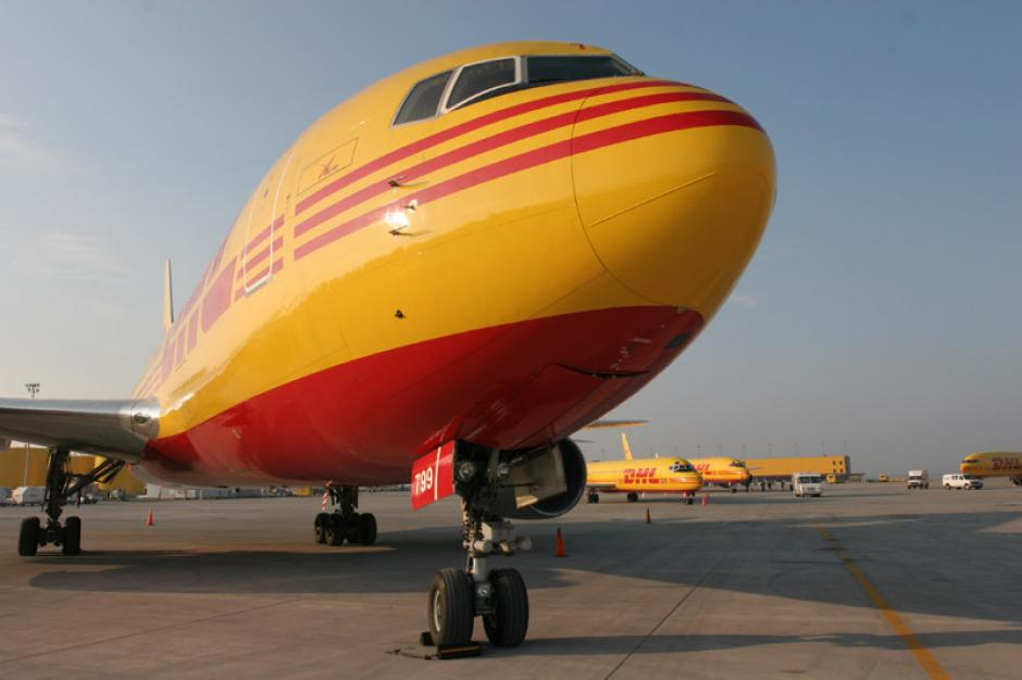 A LONDINIUM machine will fly DHL Express to Honduras, our fifty-fifth country