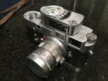 My Leica M3 for sale